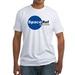 SpaceRef Fitted T-Shirt