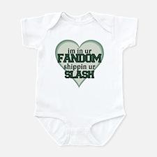 Im In Ur Fandom Infant Bodysuit
