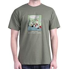"""Santa's Gastric Bypass"" T-Shirt (4 colors)"