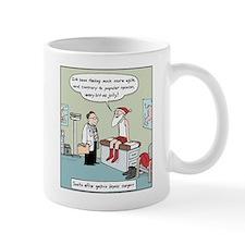 """""""Santa's Gastric Bypass"""" Small Mug"""