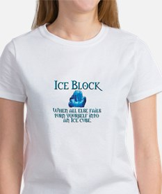 Ice Block Women's T-Shirt