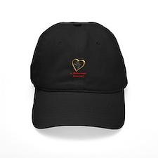 """""""A Motocrosser Loves Me"""" Baseball Hat"""
