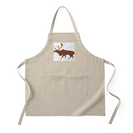 Elk BBQ Apron