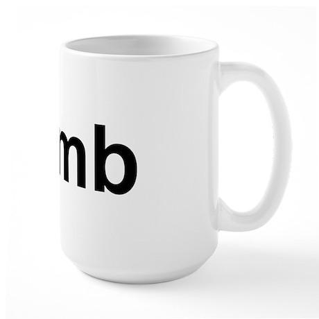 iClimb Large Mug