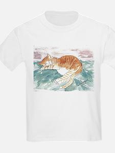 Kitty's P.J. T-Shirt