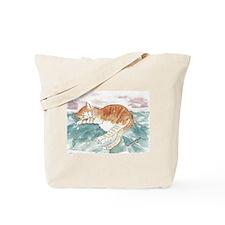 Kitty's P.J. Tote Bag