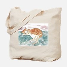 Kitty's P.J. Tote Bag