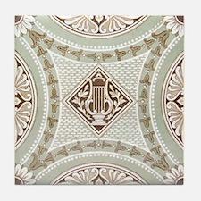 Unique Lyres Tile Coaster