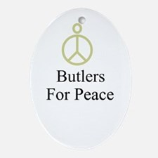 Butlers Oval Ornament