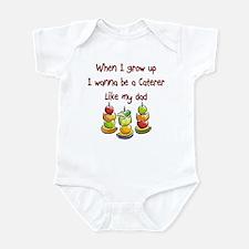 Caterer Infant Bodysuit