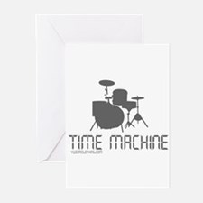 Time Machine Greeting Cards (Pk of 10)