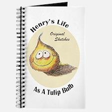 Henry the Tulip Bulb Journal