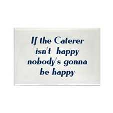 Caterer Rectangle Magnet (100 pack)