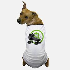Unique Roller blading Dog T-Shirt