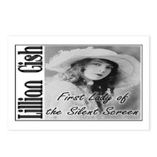 Lillian Gish Postcards (Package of 8)