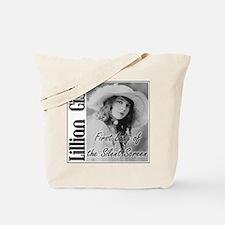 Lillian Gish Tote Bag