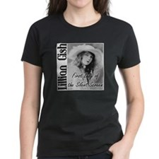 Lillian Gish Women's Dark T-Shirt