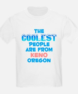 Coolest: Keno, OR T-Shirt