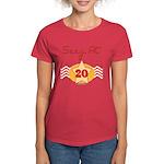 Sexy At 20 Women's Dark T-Shirt