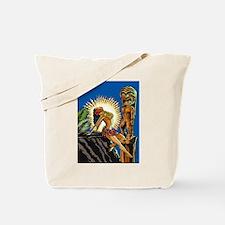 """""""Hawaiian Beauty""""-Tote Bag"""