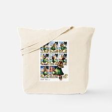 """""""Hula Song"""" Tote Bag"""