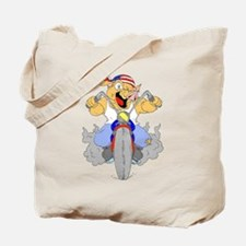 ROAD HOG Tote Bag