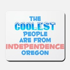 Coolest: Independence, OR Mousepad