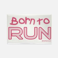 Born to Run Rectangle Magnet