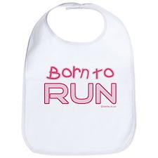 Born to Run Bib