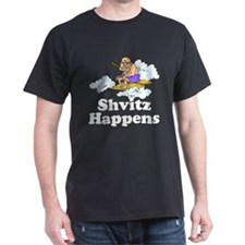 Shvitz Happens T-Shirt