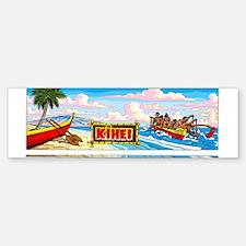 Kihei Maui Bumper Bumper Bumper Sticker