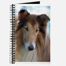 Rough Collie Art Journal