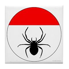 Webminister Tile Coaster