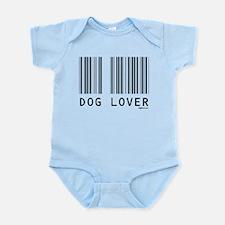 Dog Lover Barcode Infant Bodysuit