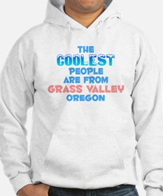Coolest: Grass Valley, OR Hoodie