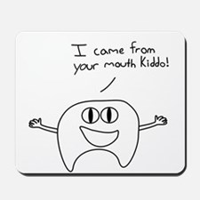 Toothy Mousepad