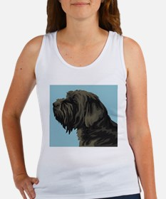 Wirehaired Pointing Griffon (Front & back) Women's