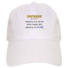 Message for the Defense Baseball Cap
