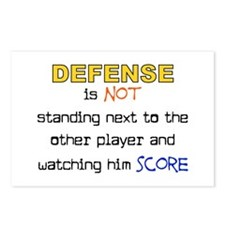 Message for the Defense Postcards (Package of 8)