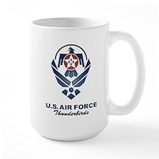USAF Thunderbirds Diamond Mug