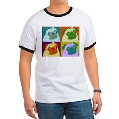 Pop Art Pugs T