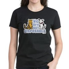 We Are Not Disposable Tee