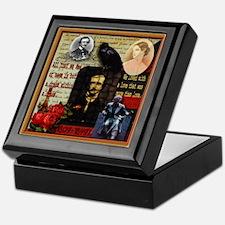 Edgar Allan Poe - Keepsake Box