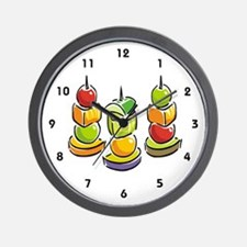 Caterer Wall Clock