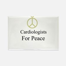 Cardiologists Rectangle Magnet