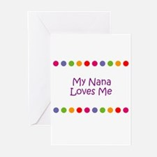 My Nana Loves Me Greeting Cards (Pk of 10)