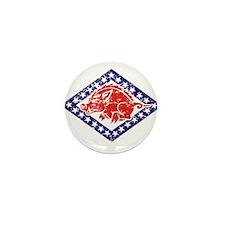 ARKANSAS NATIONAL GUARD 2 Mini Button (10 pack)