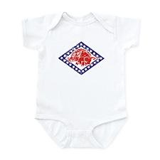ARKANSAS NATIONAL GUARD 2 Infant Bodysuit