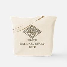 ARKANSAS NATIONAL GUARD 3 Tote Bag