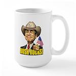Bush Rocks! Large Mug